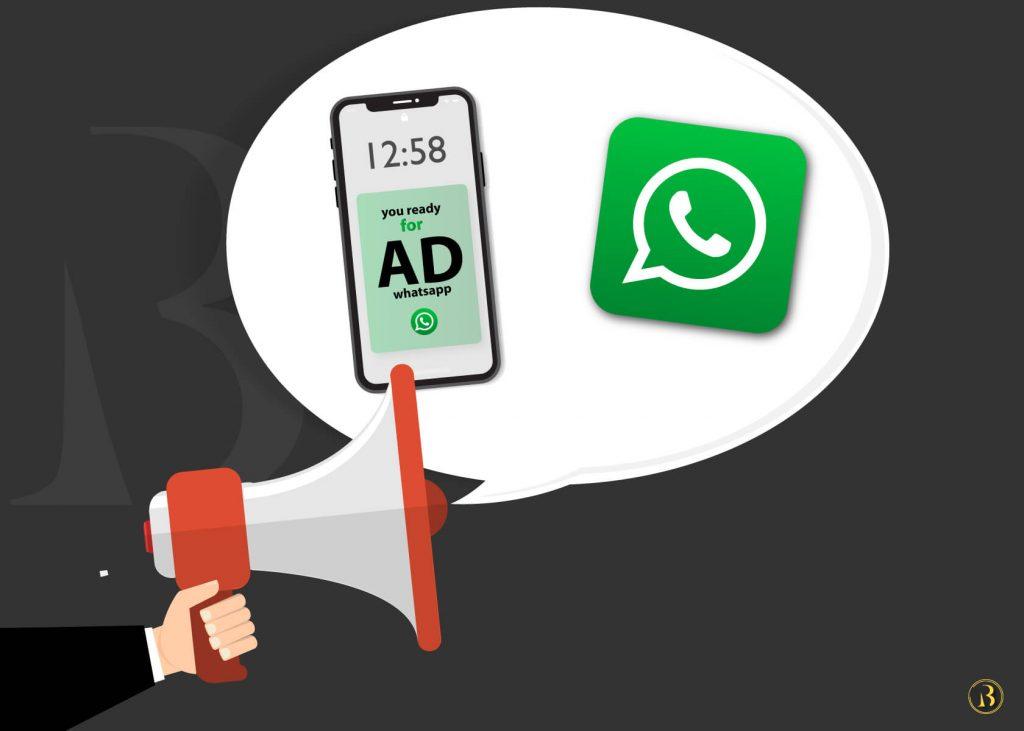 פרסומות בוואצאפ whatsapp